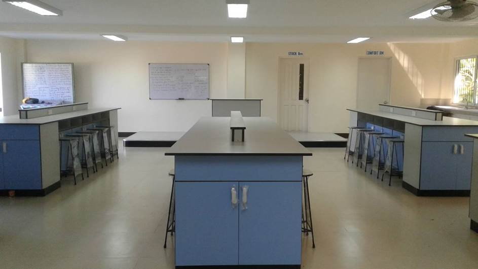 Manufacturer of laboratory furniture and equipment - Core